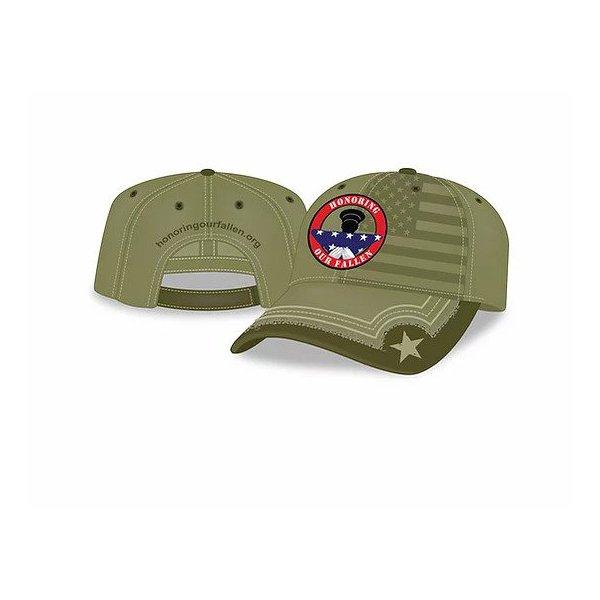 Green HOF Baseball Style Cap – Mil.Green