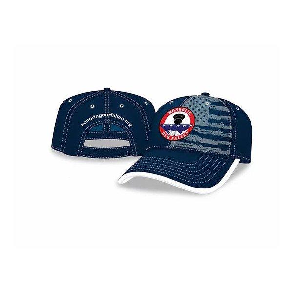 Navy HOF Baseball Style Cap – Nav.Blue